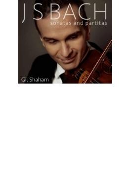 無伴奏ヴァイオリンのためのソナタとパルティータ全曲 ギル・シャハム(2CD)