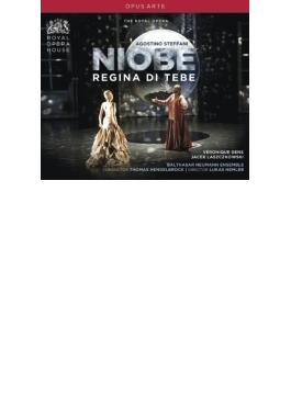 『テーベの女王ニオベ』全曲 ヘンゲルブロック&バルタザール=ノイマン・アンサンブル、ジャンス、ラシュコフスキー、他(2010 ステレオ)(3CD)