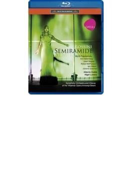『セミラーミデ』全曲 ローリー演出、ゼッダ&フランダース歌劇場、パパタナシウ、ハレンベリ、他(2011 ステレオ)(日本語字幕付)
