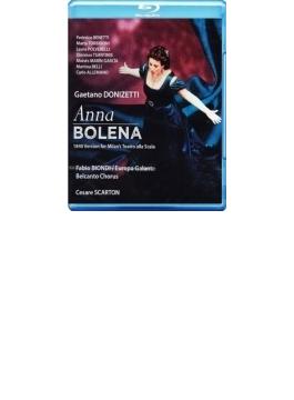 『アンナ・ボレーナ』全曲 ビオンディ&エウローパ・ガランテ、トルビドーニ、ポルヴェレッリ、他(2013 ステレオ)(日本語字幕付)