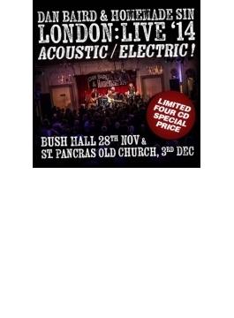 London: Live '14 Acoustic & Electric (Ltd)