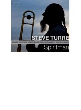 Spiritman (帯・ライナー付国内盤仕様輸入盤)