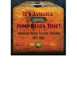It's Jamaica Jump Blues Time!