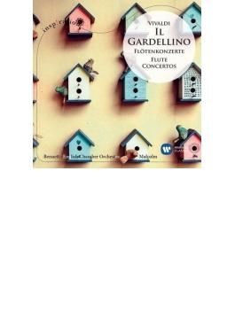 フルート協奏曲集作品10 ベネット、マルコム&イギリス室内管弦楽団