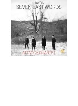 (String Quartet)7 Last Words Of Christ: Attacca Q