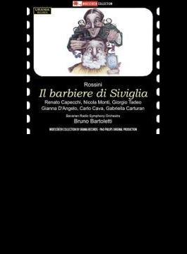 Il Barbiere Di Siviglia: Bartoletti / Bavarian Rso Capecchi D'angelo