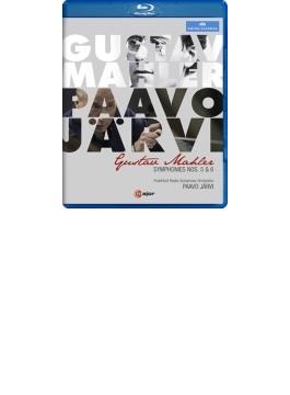 交響曲第5番、第6番 パーヴォ・ヤルヴィ&フランクフルト放送交響楽団