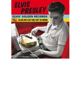 Elvis' Golden Records + 50, 000, 000 Elvis Fans Can't Be Wrong