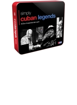 Simply Cuban Legends