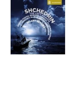 歌劇『左利き』全曲 ゲルギエフ&マリインスキー歌劇場、A.ポポフ、マクサコワ、他(2013 ステレオ)(2SACD)