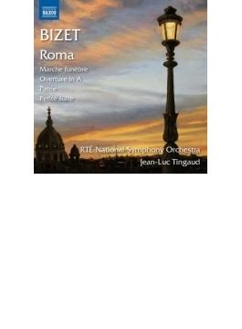 交響曲『ローマ』、小組曲、序曲『祖国』、序曲イ長調、葬送行進曲、他 タンゴー&アイルランド国立響