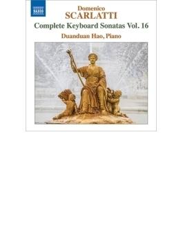 ピアノ・ソナタ全集第16集 ハオ・ドゥアンドゥアン