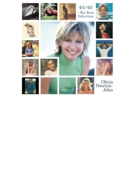 Olivia Newton-john 40 / 40 - The Best Selection