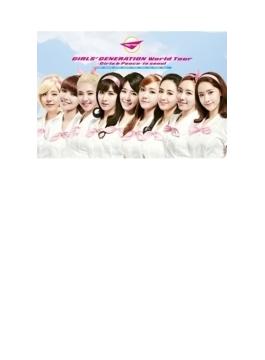 GIRL'S GENERATION World Tour - Girls & Peace in Seoul (2DVD+フォトブック)
