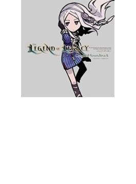 レジェンド オブ レガシー オリジナルサウンドトラック 浜渦正志