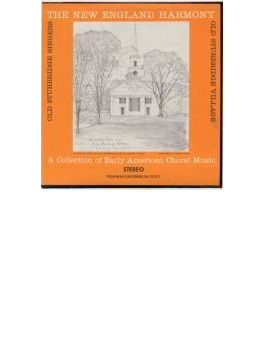 New England Harmony: Early American Choral