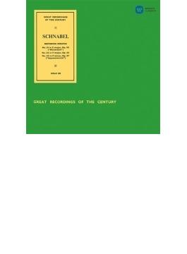 ピアノ・ソナタ第21、22、23、24、25、27、30、31、32番 シュナーベル(2SACD)