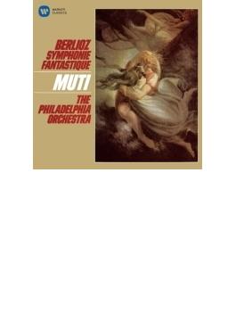 幻想交響曲 ムーティ&フィラデルフィア管弦楽団