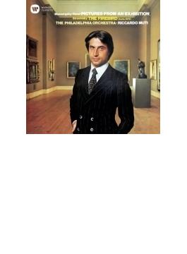 ムソルグスキー:展覧会の絵、ストラヴィンスキー:『火の鳥』組曲 ムーティ&フィラデルフィア管(1978)