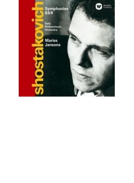 交響曲第6番、第9番 ヤンソンス&オスロ・フィル