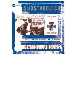 交響曲第7番『レニングラード』 ヤンソンス&レニングラード・フィル