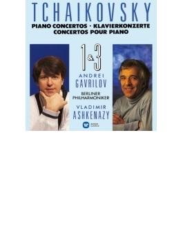 ピアノ協奏曲第1番、第3番 ガヴリーロフ、アシュケナージ&ベルリン・フィル