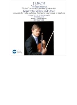 ヴァイオリン協奏曲集 フランク・ペーター・ツィンマーマン、ブラック、テイト&イギリス室内管