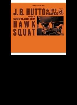 Hawk Squat (Dled)