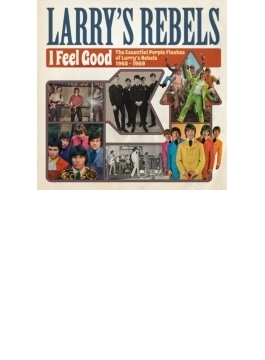 I Feel Good: The Essential Purple Flashes Of Larry's Rebels 1965-1969