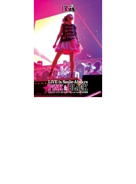 LiVE is Smile Always~PiNK&BLACK~in日本武道館「いちごドーナツ」(Blu-ray)