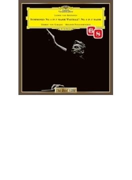 交響曲第6番『田園』、第8番 カラヤン&ベルリン・フィル(1962)