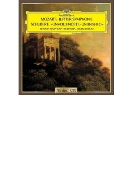 モーツァルト:交響曲第41番『ジュピター』、シューベルト:交響曲第8番『未完成』 ヨッフム&ボストン響