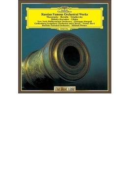 『禿山の一夜~ロシア名曲集』 シノーポリ&ニューヨーク・フィル、ネーメ・ヤルヴィ&エーテボリ響、プレトニョフ&ロシア・ナショナル管