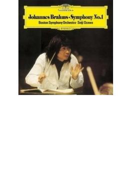 交響曲第1番 小澤征爾&ボストン交響楽団(シングルレイヤー)