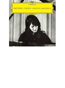 ピアノ・ソナタ第3番、幻想ポロネーズ、英雄ポロネーズ、3つのマズルカ アルゲリッチ