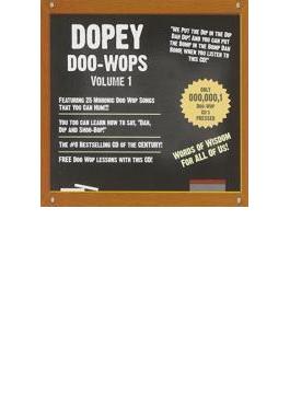 Dopey Doo-wops V1 (26 Cuts)
