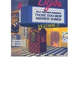 Those Doo-wop Answer V2 (25 Cuts)