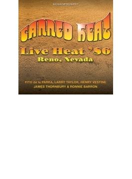 Live Heat 86 Reno Nevada (Ltd)