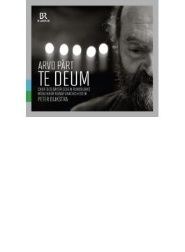 テ・デウム、巡礼者の歌、ベルリン・ミサ、勝利の後で ダイクストラ&バイエルン放送合唱団、ミュンヘン放送管