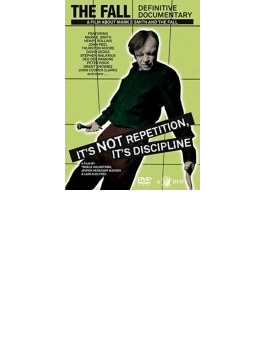 It's Not Repetition, It's Discipline (The Definitive Documentary)