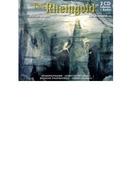 『ラインの黄金』全曲 ノイホルト&カールスルーエ・バーデン州立歌劇場(1993、95 ステレオ)(2CD)