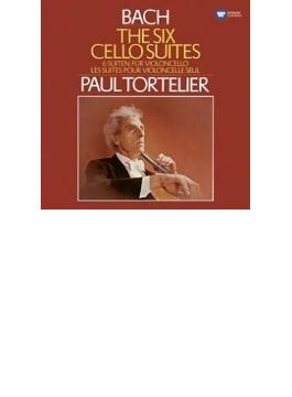 無伴奏チェロ組曲全曲 トルトゥリエ(1983)(2CD)