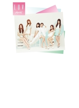LUV -Japanese Ver.-【初回生産限定盤A】(CD+DVD+Apink Special ポーチ)
