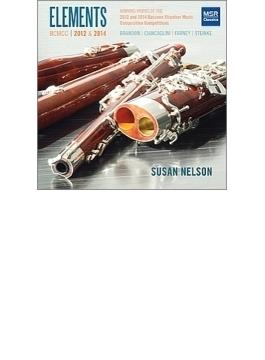 『ファゴットのための室内楽作曲コンクール』2012&2014年受賞作品集 スーザン・ネルソン
