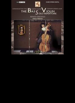 The Bass Violin Solo Repertoire-vitali, Colombi, Lulier: Musica Perdvta