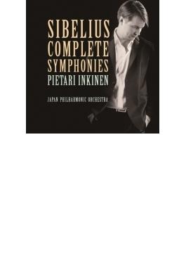 交響曲全集 ピエタリ・インキネン&日本フィル(2013年ライヴ)(4CD)