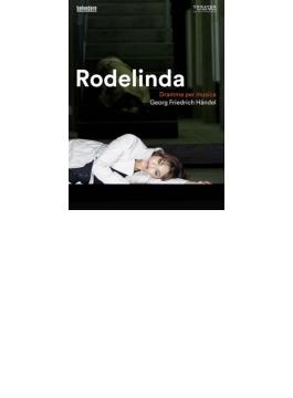 『ロデリンダ』全曲 P.アーノンクール演出、アーノンクール&ウィーン・コンツェントゥス・ムジクス、ドゥ・ニース、他(2011 ステレオ)(2DVD)