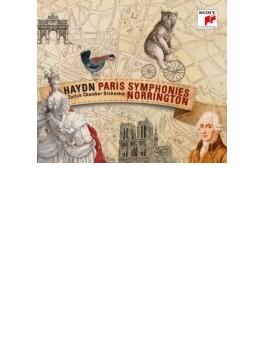 パリ交響曲集 ノリントン&チューリッヒ室内管弦楽団(3CD)