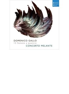 12のソナタ コンチェルト・メランテ(2CD)