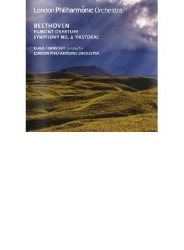 交響曲第6番『田園』、『エグモント』序曲 テンシュテット&ロンドン・フィル(1992、91)